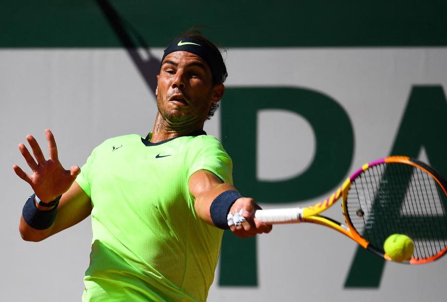 Rafael Nadal clasificó a segunda ronda de Roland Garros.