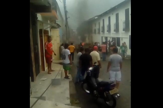 atentado carro bomba corinto cauca