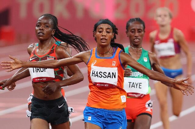 Sifan Hassan, en Juegos Olímpicos de Tokio 2020
