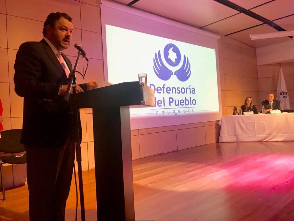 302199_Defensor del Pueblo - Foto: BLU Radio