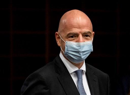 Gianni Infantino Coronavirus