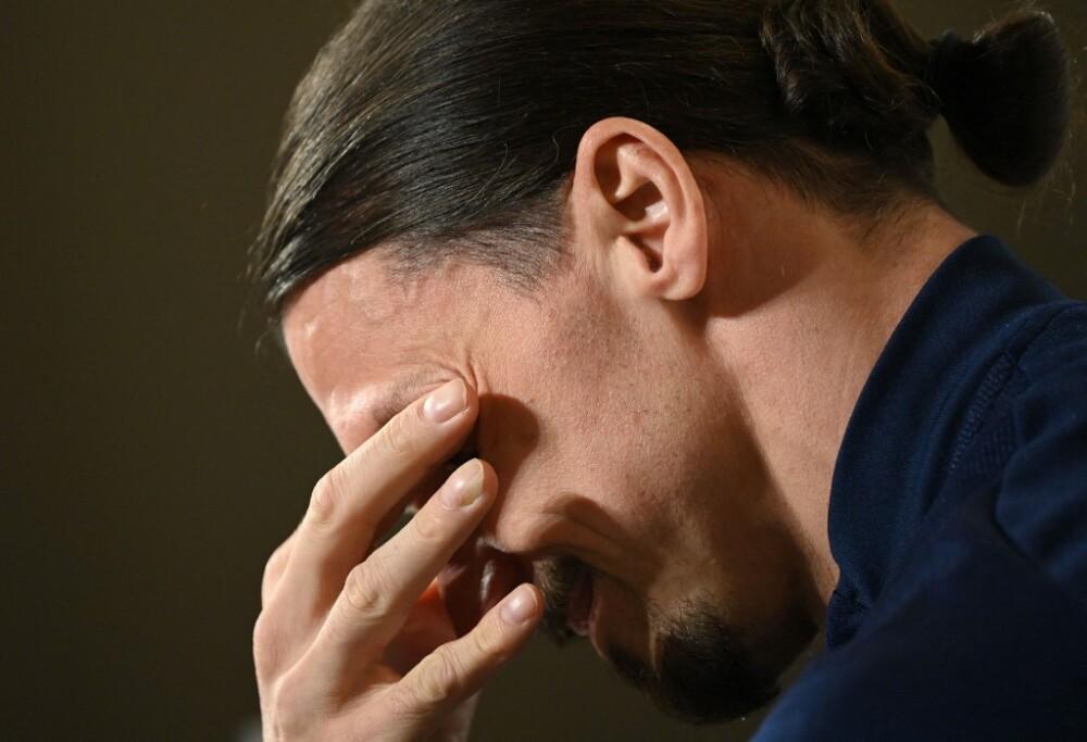 Zlatan Ibrahimovic. Foto AFP
