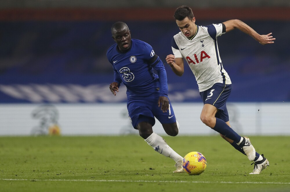 Chelsea-Tottenham / AFP