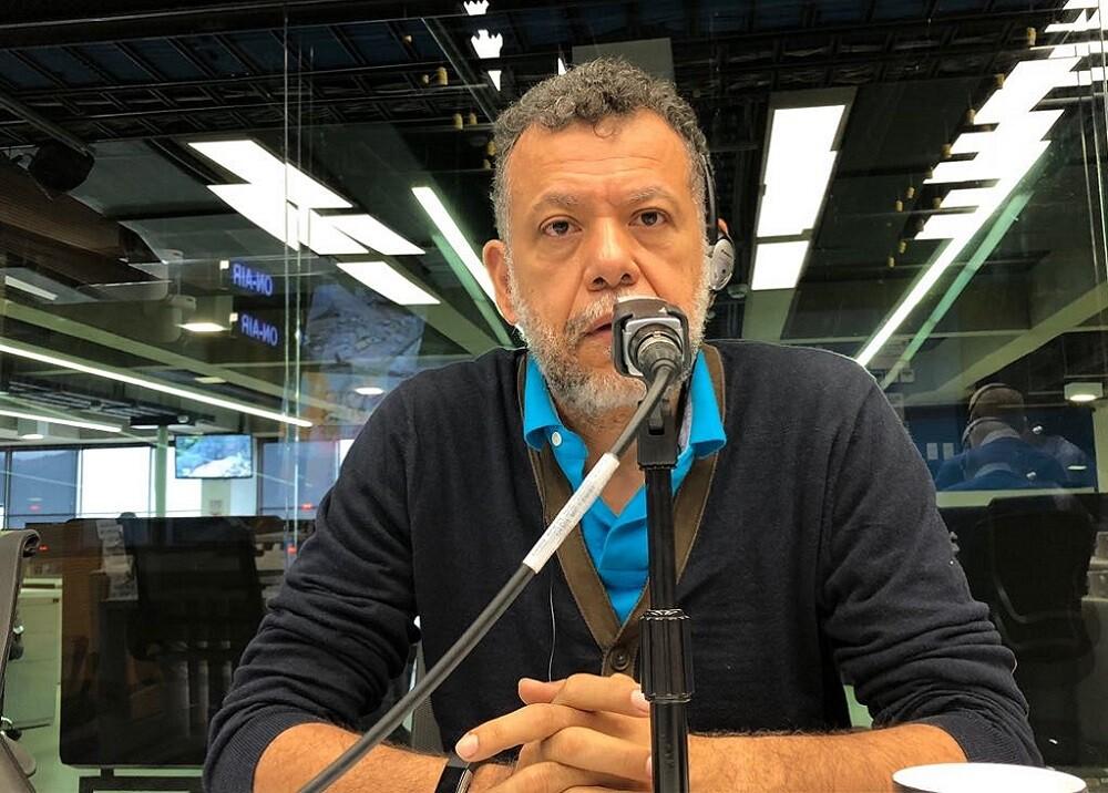 306921_BLU Radio. Padre Alberto Linero / Foto: Blu Radio.