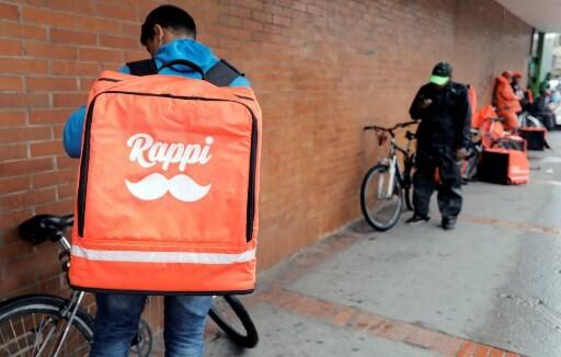 Repartidor de Rappi