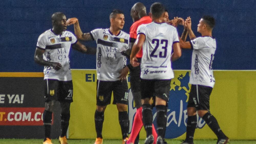 Rionegro vs Jaguares