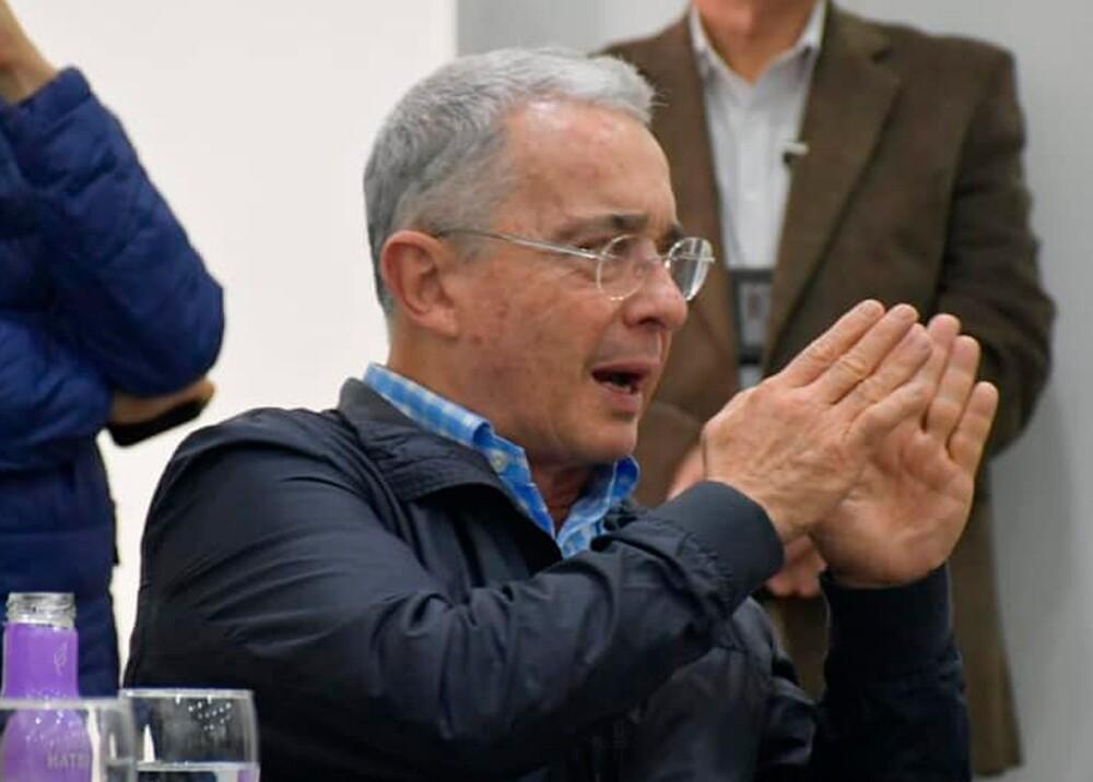 347434_Álvaro Uribe Vélez // Foto: Facebook