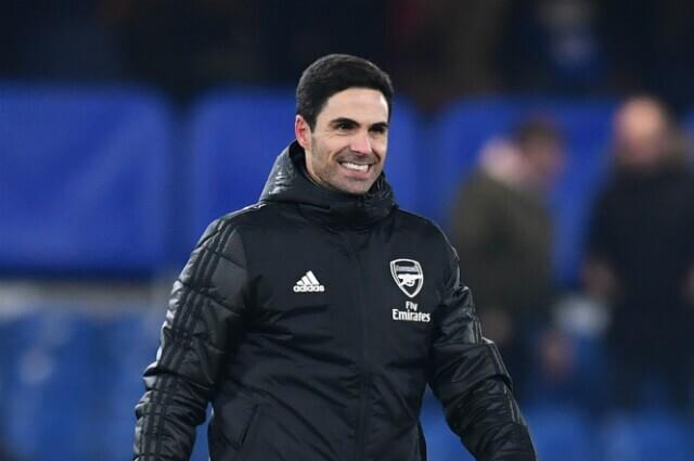 333204_Mikel Arteta, técnico del Arsenal