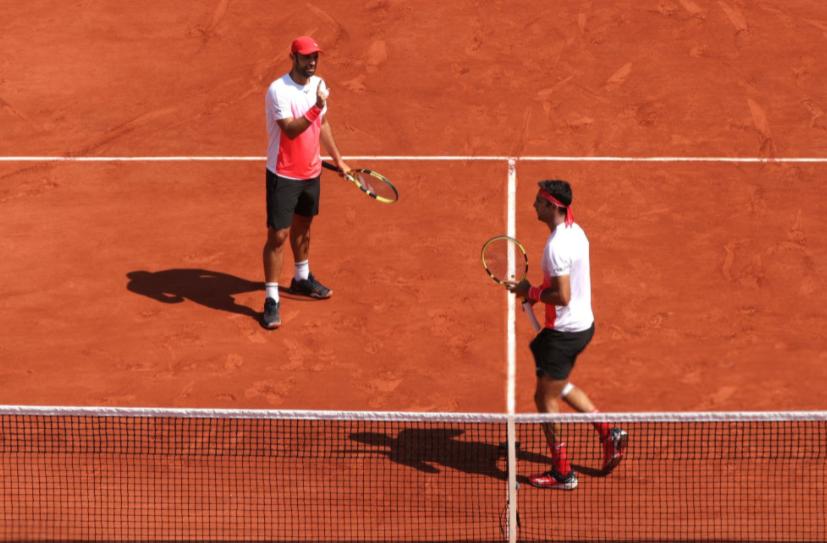 Juan Sebastián Cabal y Robert Farah clasificaron a la final de Roland Garros.