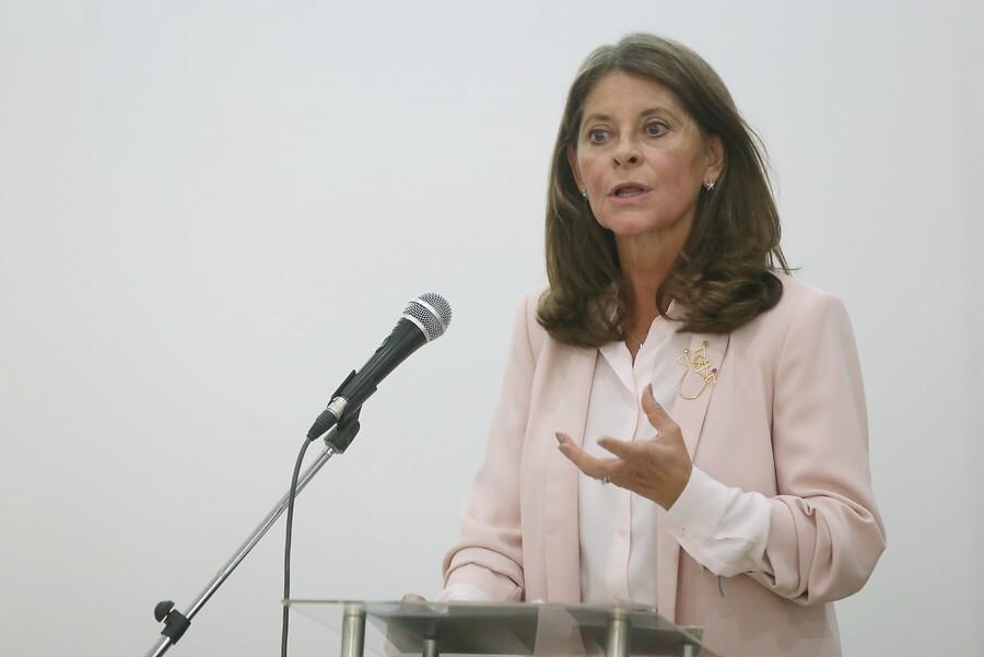 Vicepresidenta Marta Lucía Ramírez rechaza extender periodos
