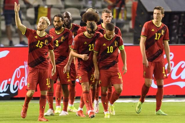 'Generación Dorada' de la Selección de Bélgica