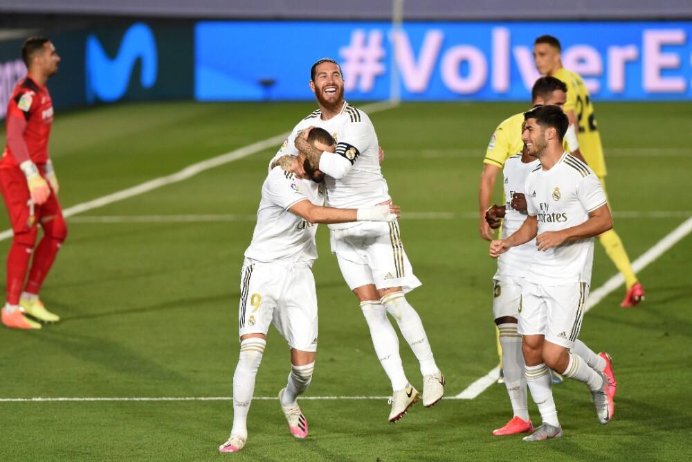 Real Madrid Villarreal 160720 Getty Images E.jpg