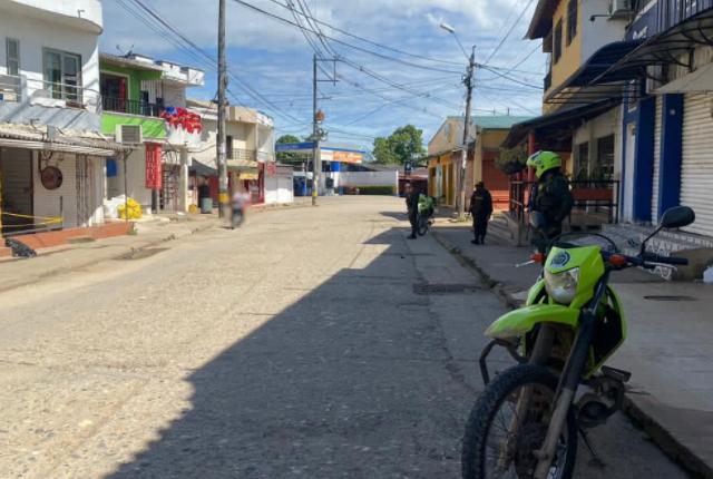 asesinan a joven en El Bagre, Antioquia