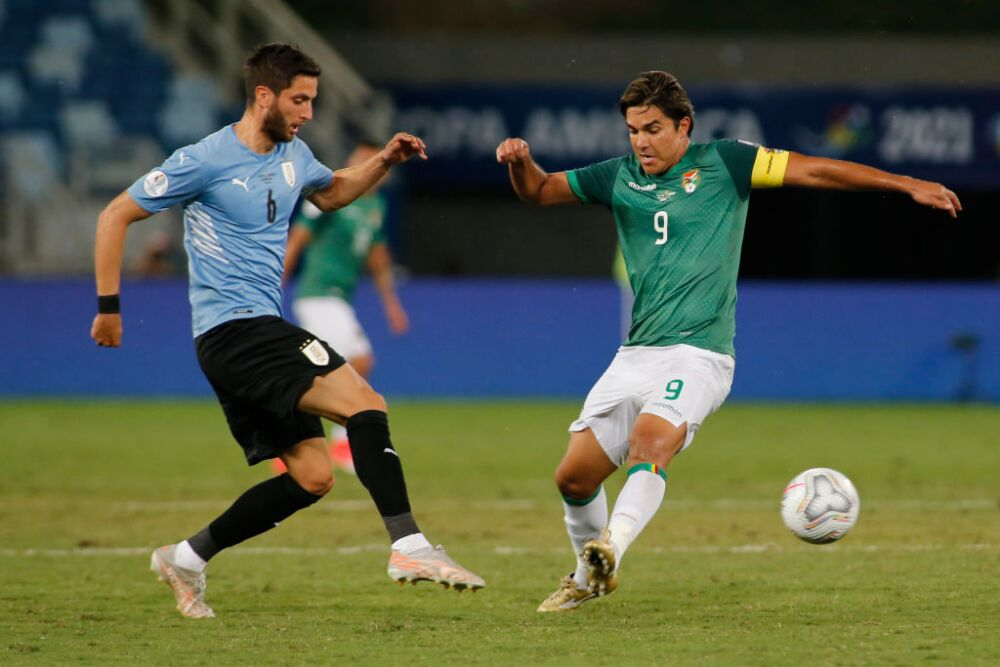 Uruguay-Bolivia