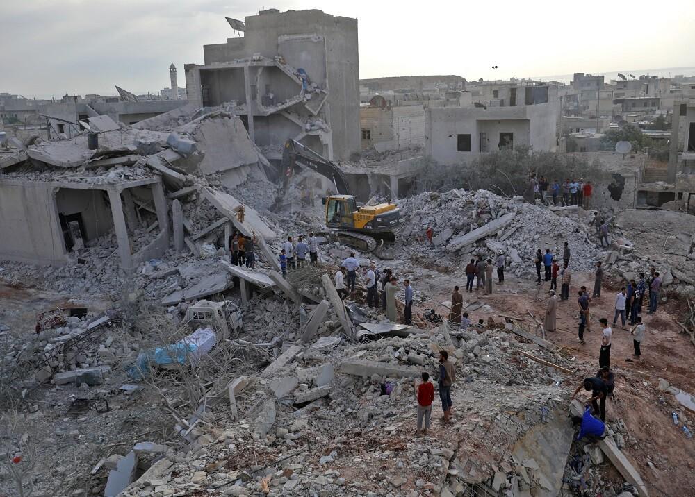 308368_BLU Radio. Guerra en Siria / Foto: AFP.