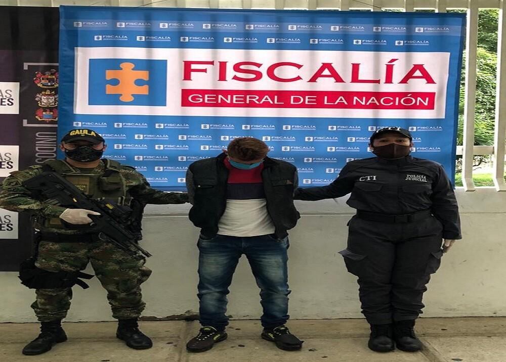 373838_BLU Radio. Captura violador en serie / Foto: Fiscalía de Santander