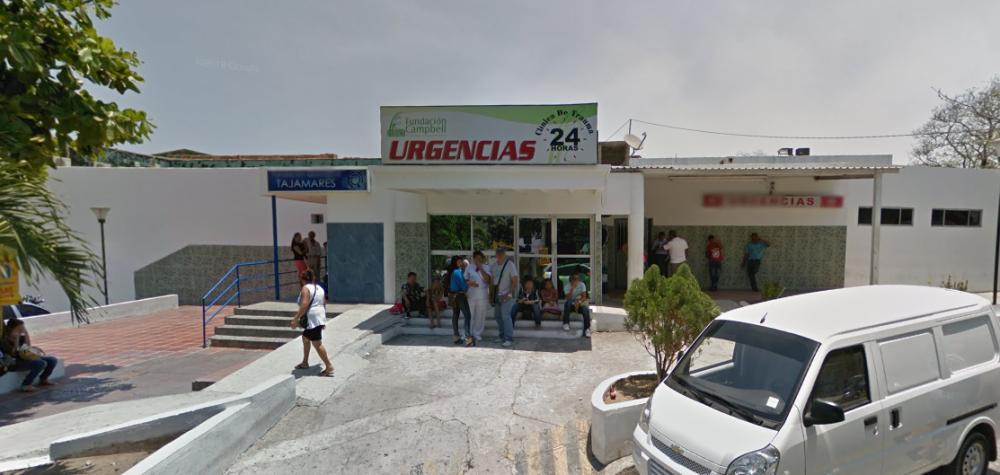 346306_BLU Radio // Clínica Campbell Barranquilla // Foto: Google Maps