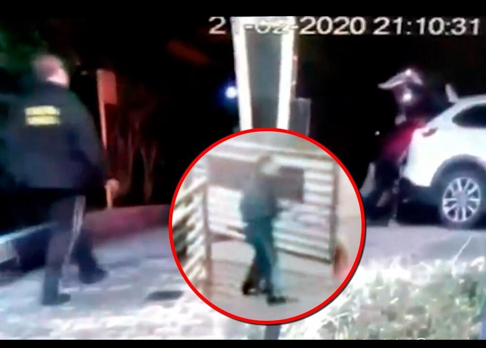 371272_Vigilante que disparó y mató a ladrón podría ir a la cárcel // Foto: captura video Noticias Caracol