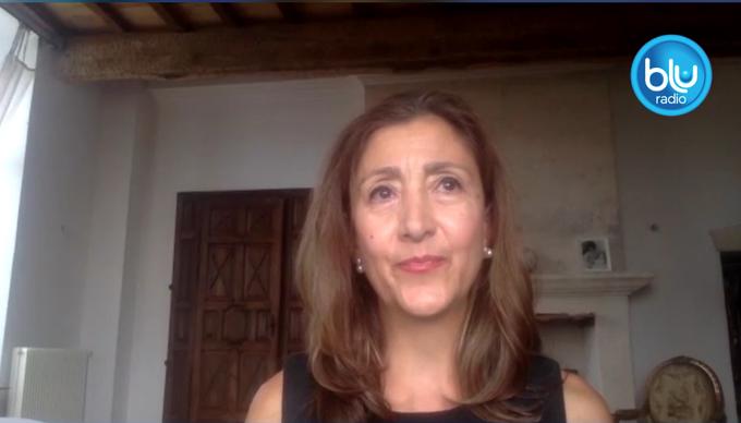 Ingrid Betancourt/BLU Radio