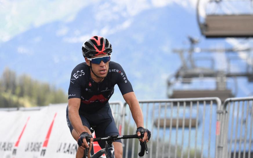 Richie Porte es nuevo líder del Critérium del Dauphiné.