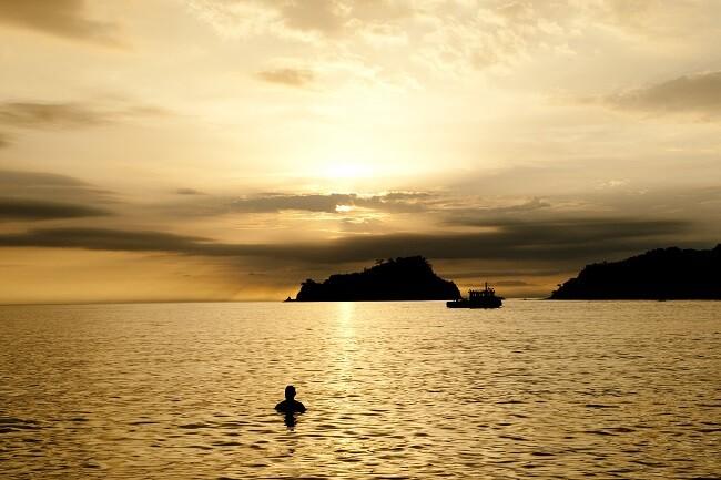 playa santa marta_afp.jpg