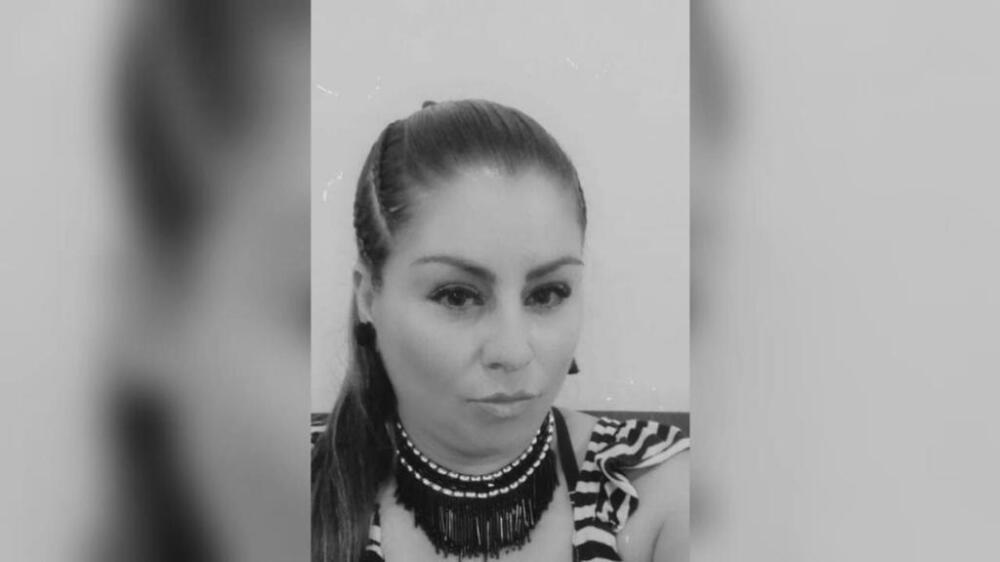 Lina Ramírez, víctima  feminicidio en el municipio de Carmen de Viboral, Antioquia