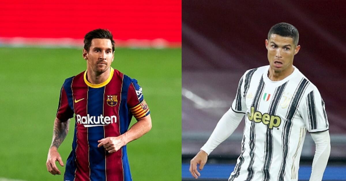 Champions League 2020/2021: Lionel Messi vs. Cristiano ...