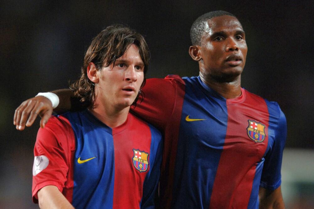 Lionel Messi Samuel Etoo Barcelona 170820 Getty Images E.jpg