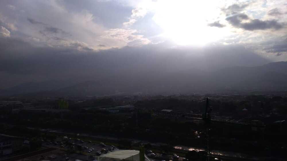 356500_Calidad del aire en Medellín - Foto BLU Radio