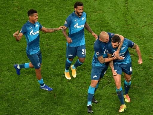 Gol de Zenit