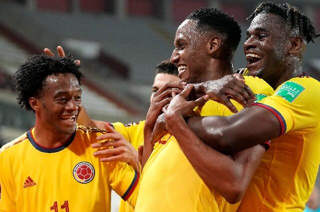 Selección Colombia, en Copa América
