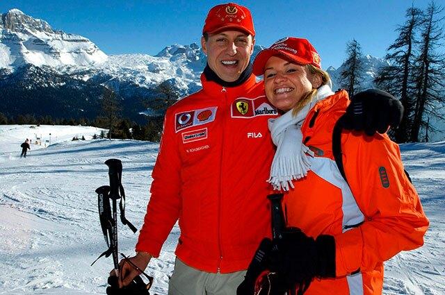 Michael Schumacher sufrió un accidente en 2013 mientras esquiaba.