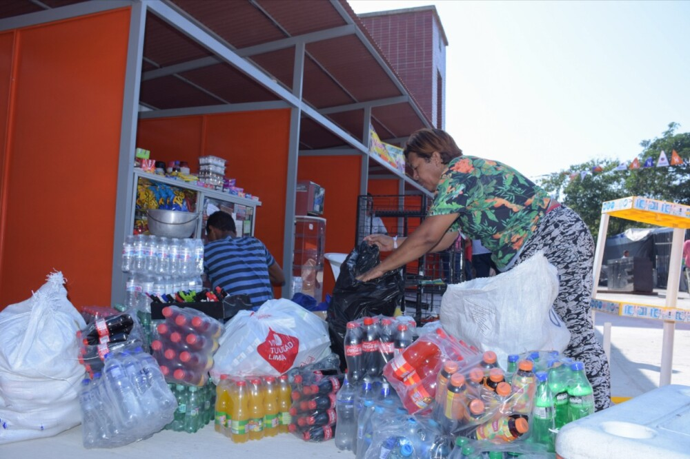 313084_Blu Radio / Reubicación de vendedores ambulantes. Foto: Cortesía