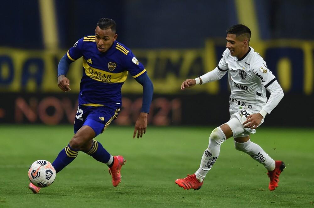 Boca Juniors-Libertadores