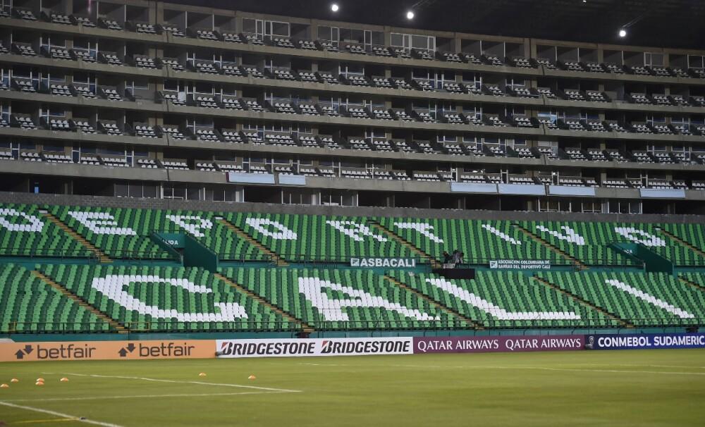 Estadio Monumental Palmaseca. AFP.jpeg
