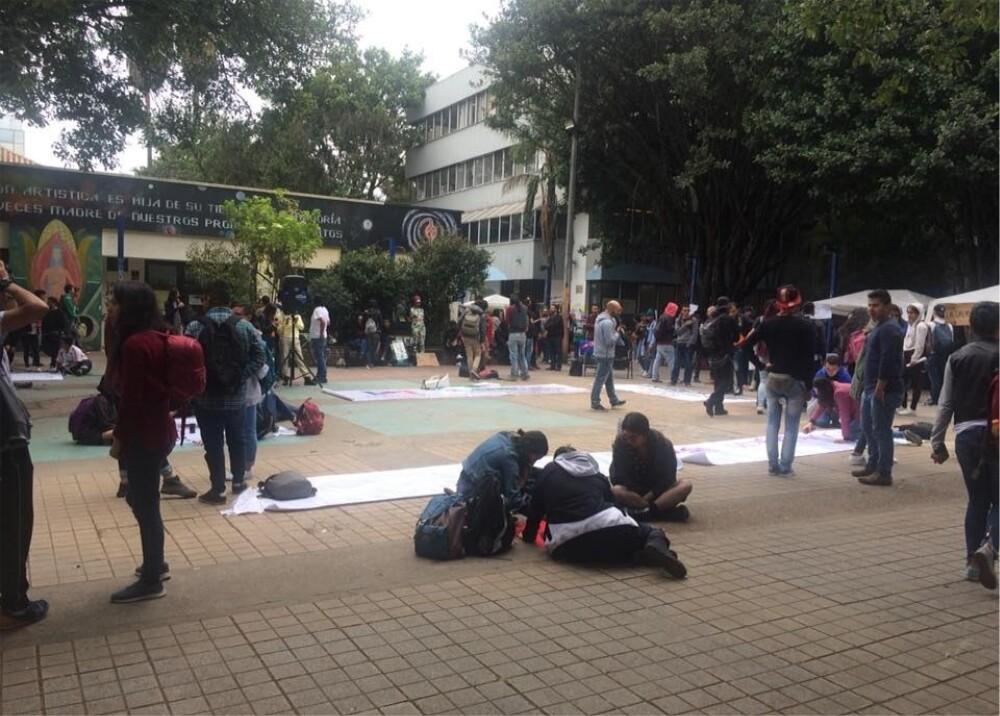 316556_BLU Radio: Universidad Pedagógica / Foto Referencia: Facebook Universidad Pedagógica Nacional Institucional