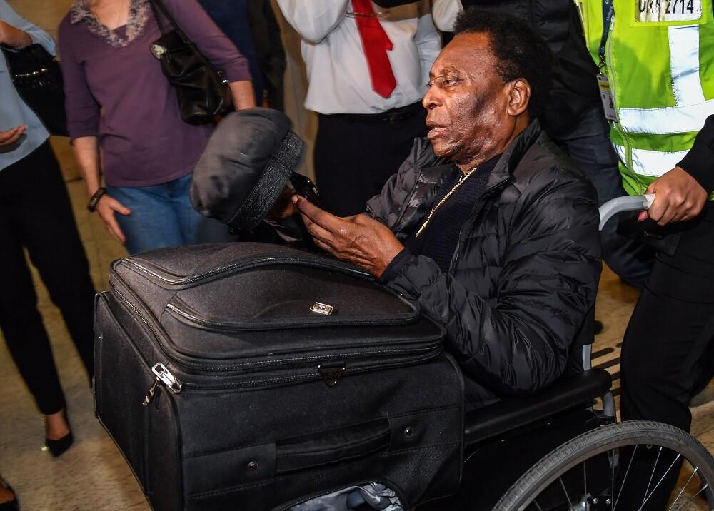 354957_BLU RADIO. Pelé. Foto: AFP