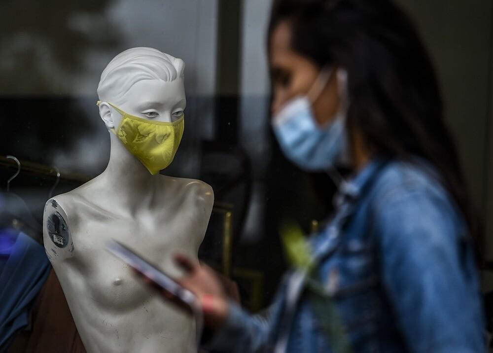 Colombianos en la pandemia : AFP.jpeg