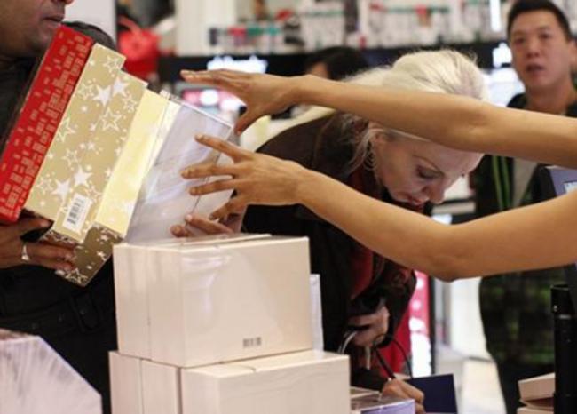 Desaforo en las compras