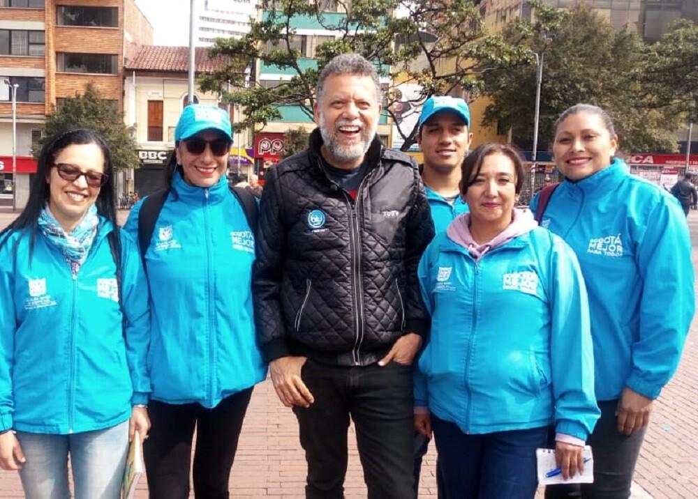 347221_BLU Radio. Linero al Barrio / Foto: BLU Radio