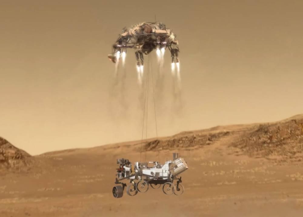 Simulación digital del amartizaje de la sonda Perseverance.jpeg