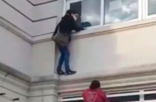 Mujer arana Buenos Aires