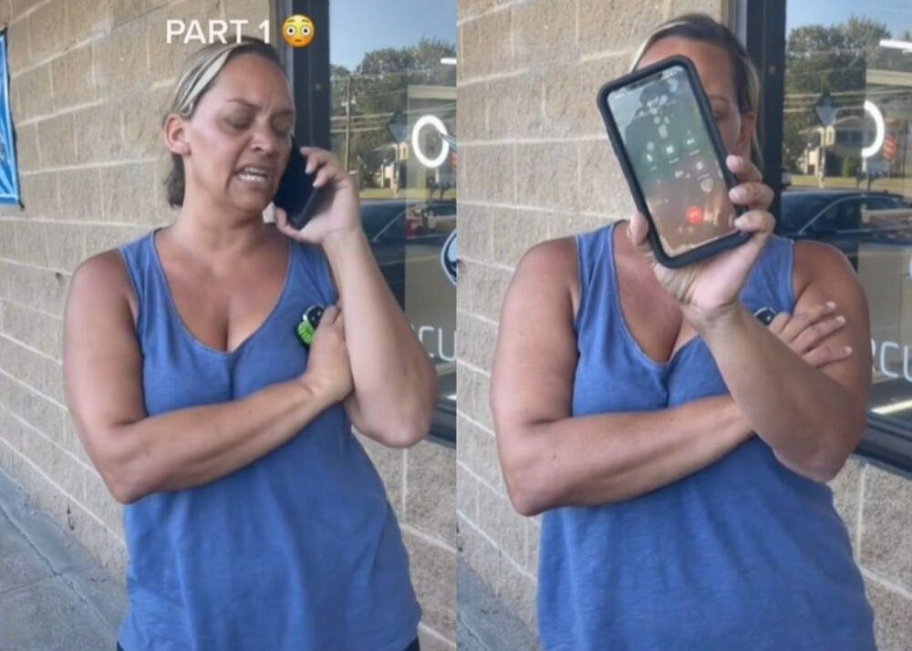 Madre llama al 911 por un mal corte de cabello a su hijo.
