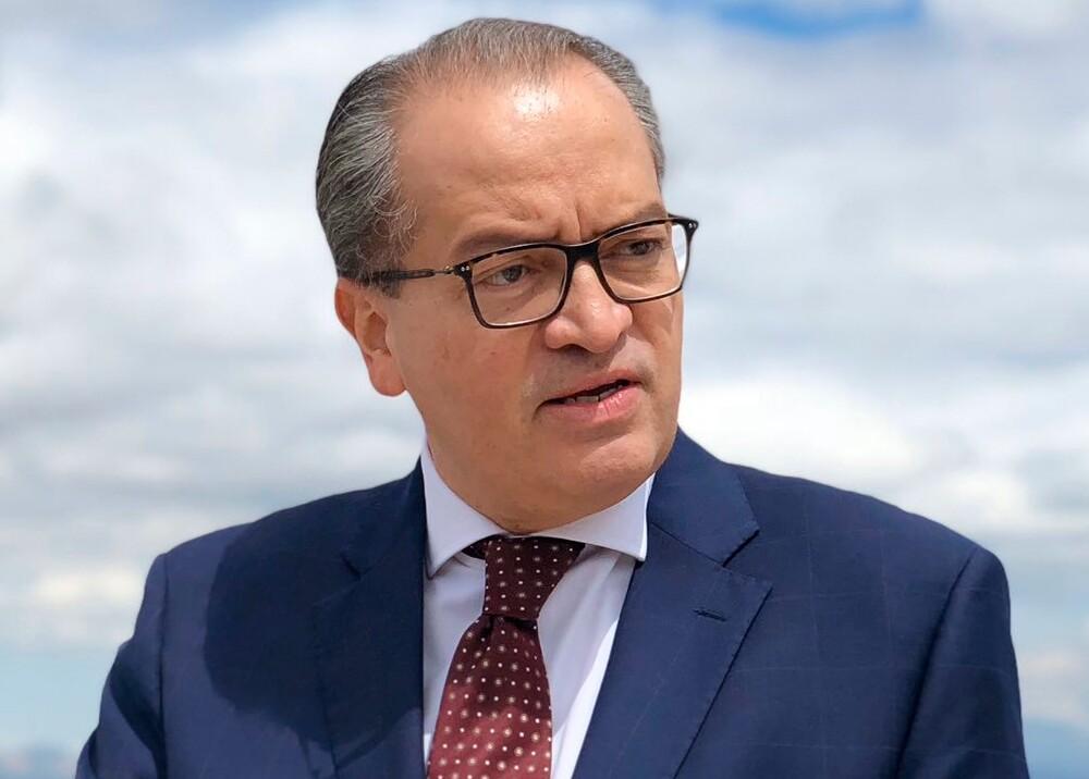 Procurador Fernando Carrillo // Foto: Procuraduría