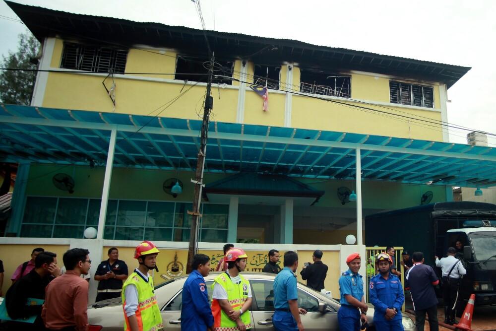 291898_BLU Radio. Escuela en Malasia / Foto: AFP