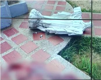 Imagen religiosa cayó sobre una niña en Barranquilla.png
