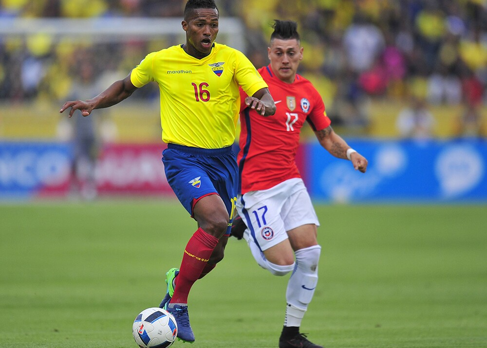 271465_Selección de Ecuador - AFP