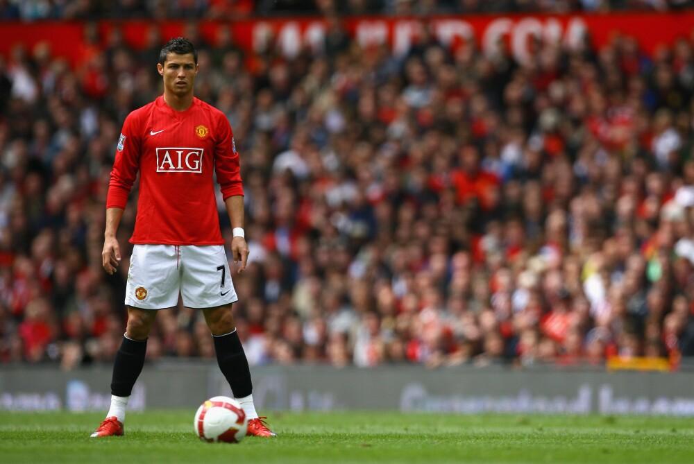 Cristiano Ronaldo - Manchester