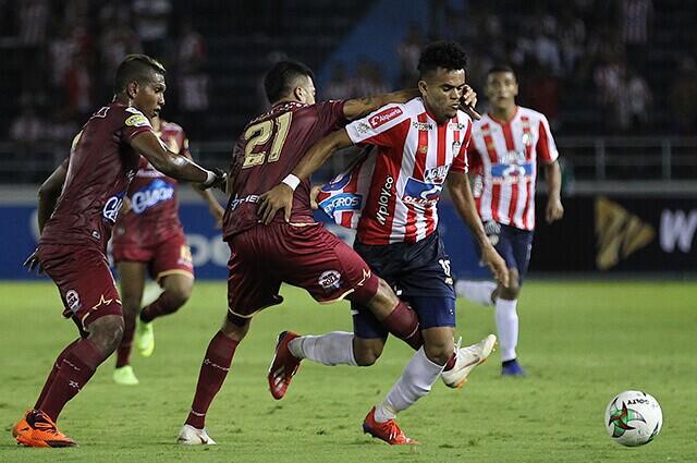 295724_Junior vs. Tolima