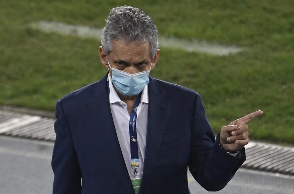 Reinaldo Rueda. Foto AFP